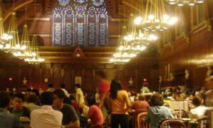 annenberg hall campus harvard university
